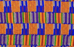 Kente Cloth 1